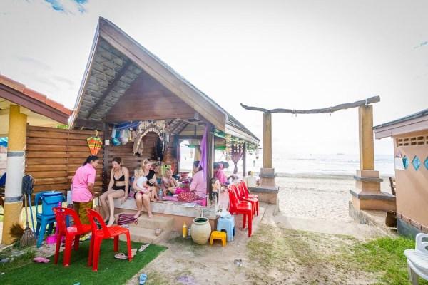 Massage - Laguna Beach Club Resort - Koh Lanta