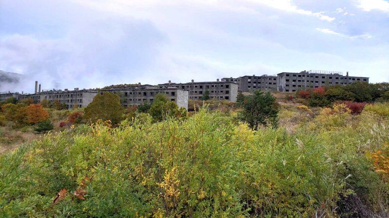 松尾礦山綠丘聚落遺跡