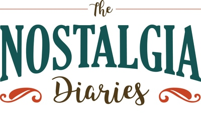 The Nostalgia Diaries Logo