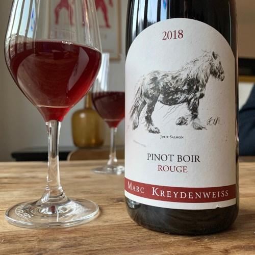 Kreydenweiss Pinot Noir Natural Wine