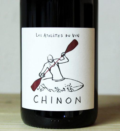 Les Athletes du Vin 'Vini be Good' Chinon 2018