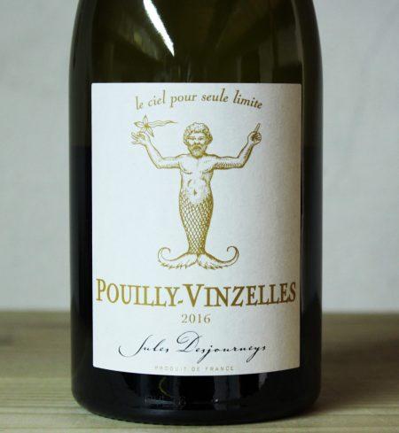 Jules Desjourneys Pouilly-Vinzelles 'Les Longeays'