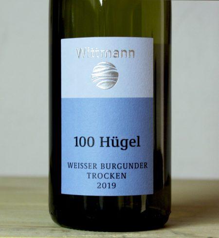 Weingut Wittmann '100 Hügel' Weisser Burgunder 2019