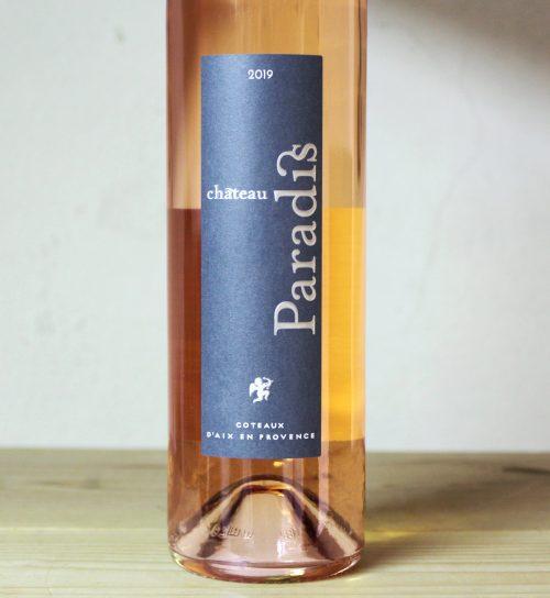 Château Paradis Aix-en-Provence Rosé 2019
