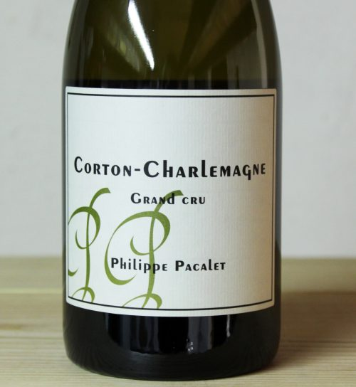 Philippe Pacalet Corton-Charlemagne Grand Cru