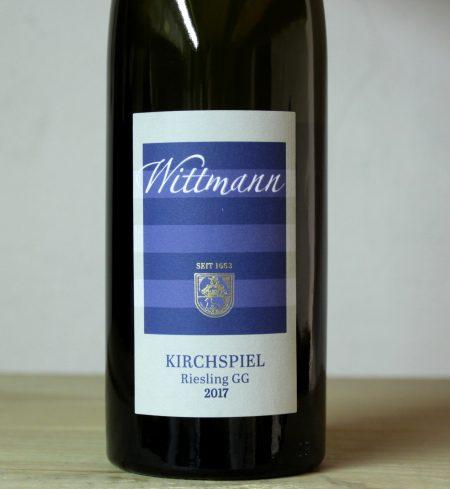 Weingut Wittmann Kirchspiel Riesling GG 2017