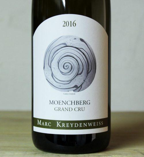Domaine Kreydenweiss 'Moenchberg' Grand Cru 2016