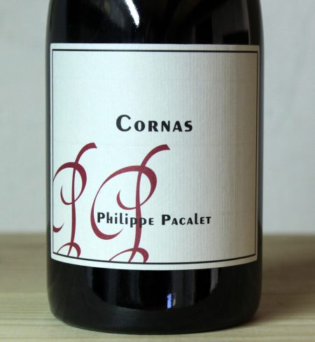 Philippe Pacalet Cornas 2016