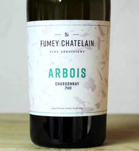 Fumey-Chatelain Arbois Chardonnay 2018