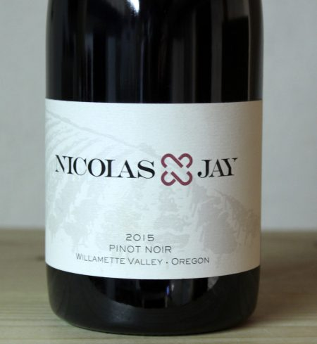 Nicolas-Jay Willamette Valley Pinot Noir 2015