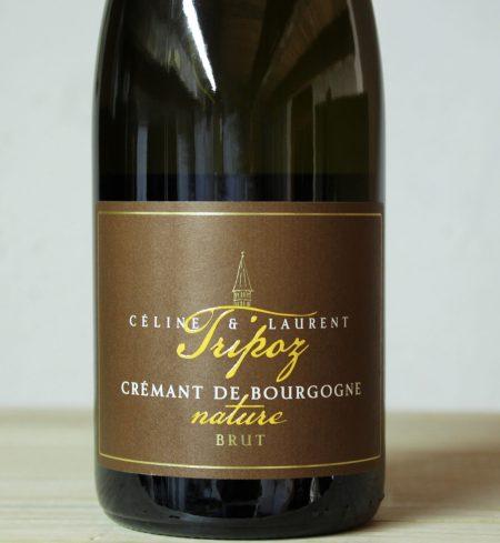 Céline et Laurent Tripoz Crémant de Bourgogne 'Nature' Brut