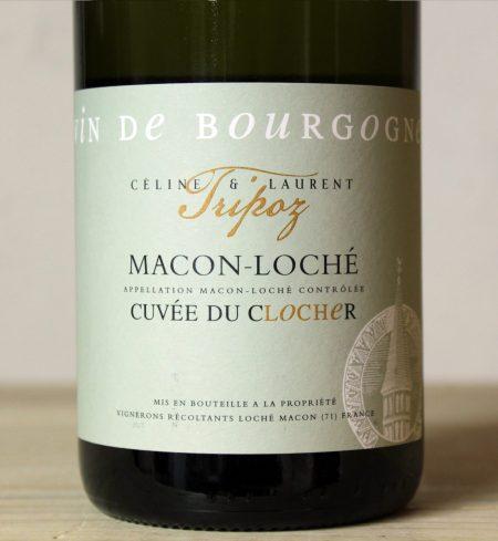 Céline et Laurent Tripoz Macon-Loché 'Cuvée du Clocher' 2019