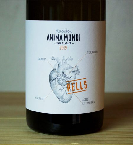 Anima Mundi Pells Macabeo Orange Wine 2019