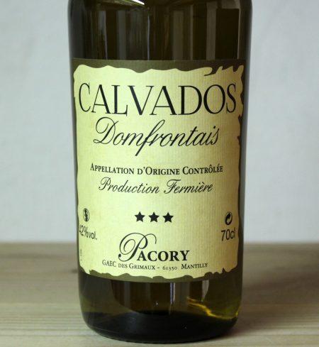 Pacory Calvados ***
