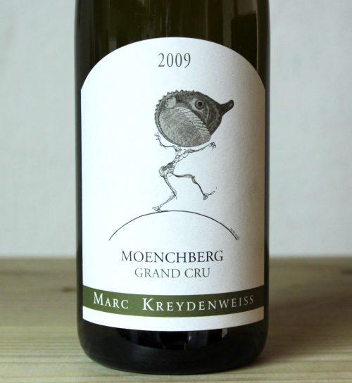 Marc Kreydenweiss Moenchberg Grand Cru 2009