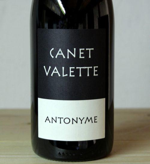 Domaine Canet-Valette 'Antonyme' 2019