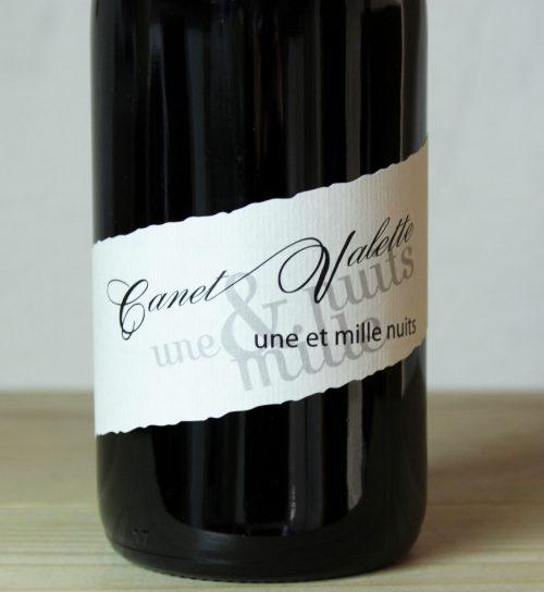 Domaine Canet-Valette 'Une et Mille Nuits' Rouge 2018