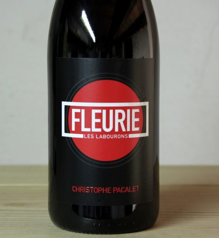 Christophe Pacalet Fleurie 2019