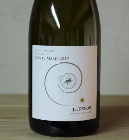 Jean-Louis Denois Sainte Marie 2017