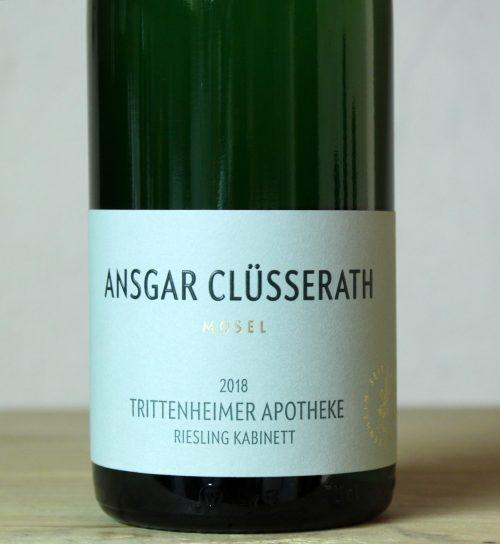 Ansgar Clüsserath 'Trittenheimer Apotheke' Kabinett 2018