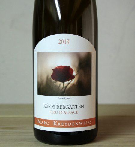 Marc Kreydenweiss Clos Rebgarten 2019