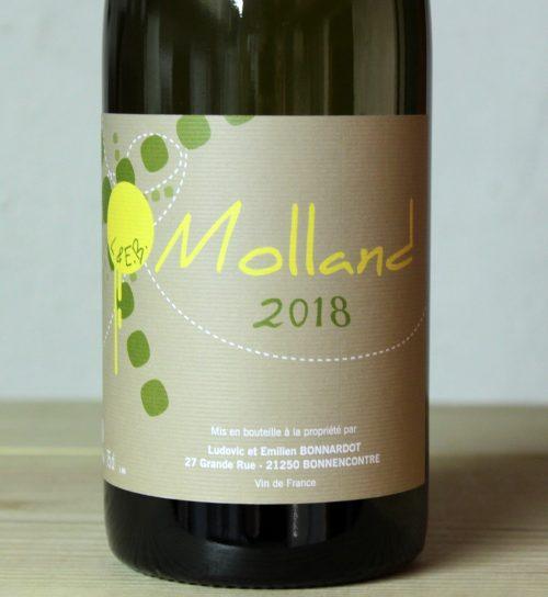 Bonnardot Molland Blanc 2018