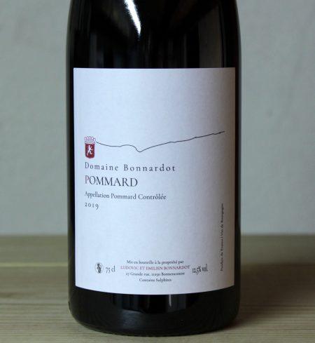 Bonnardot Pommard 2019