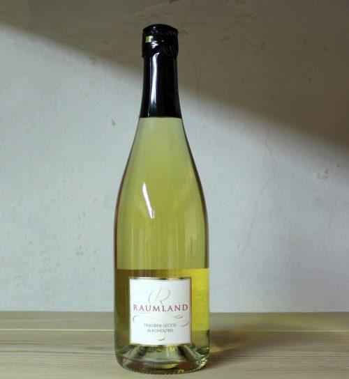 Raumland trauben-secco 0.0 full bottle