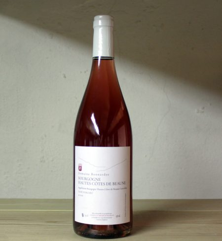 Bonnardot Rosé 2020 full bottle