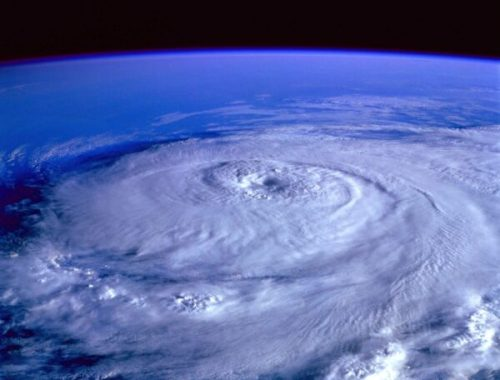 Surviving Hurricane Laura Inside the Eerie Silence