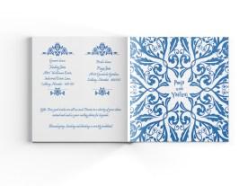 Indian Wedding Invite - Last Page