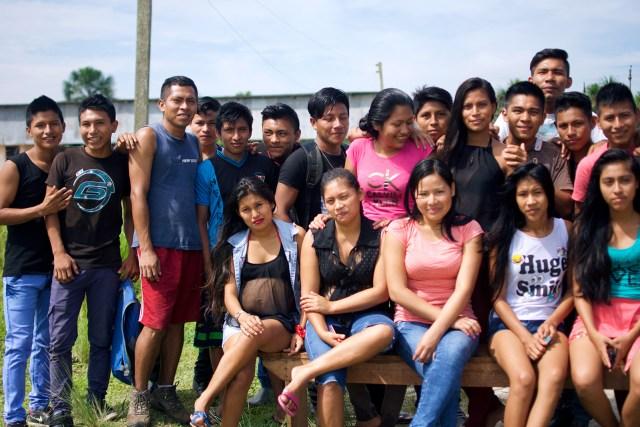 Ayahuasca Youths Initiation