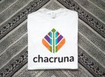 T-shirt Chacruna Vertical Logo 01