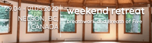 Protected: weekend retreat   BC   May 2020