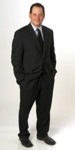 Chad Coe Standing