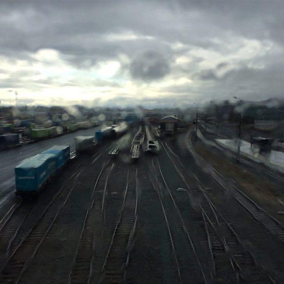 Norway-Trondheim-trains