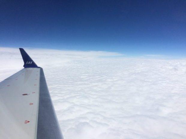 Stockholm-airplane