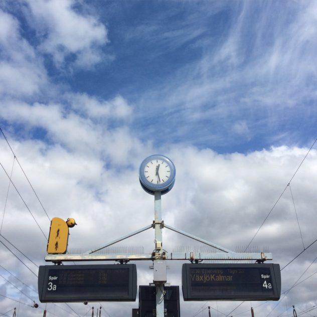 Sweden-clock
