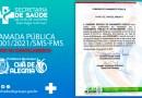 AVISO DE CANCELAMENTO COMISSÃO ESPECIAL DE CHAMADA PÚBLICA Nº 001/2021/SMS-FMS