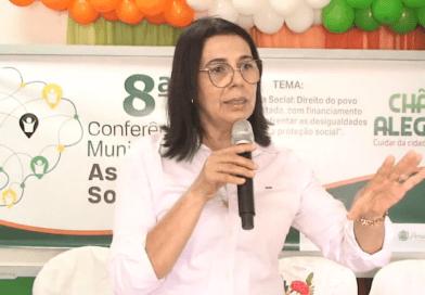Prefeitura de Chã de Alegria promove a 8ª Conferência Municipal de Assistência Social