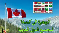 الهجرة إلى كندا 2020 للعرب