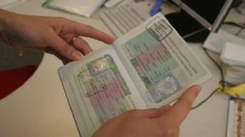 """تأشيرة """"شينغن"""" قصيرة المدى لإسبانيا و فرنسا"""