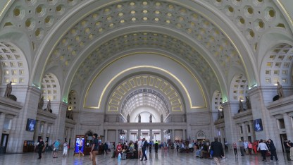 Inside of Union Station