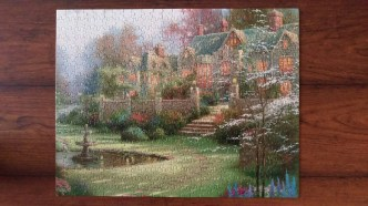Gardens Beyond Spring Gate (500 pc)
