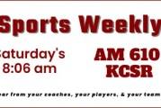 Tomorrow On Sports Weekly