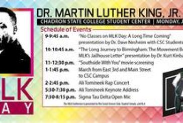 CSC Plans MLK Day Events