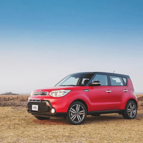 Kia Soul - The Hottest and Brightest Thing Under The Sun