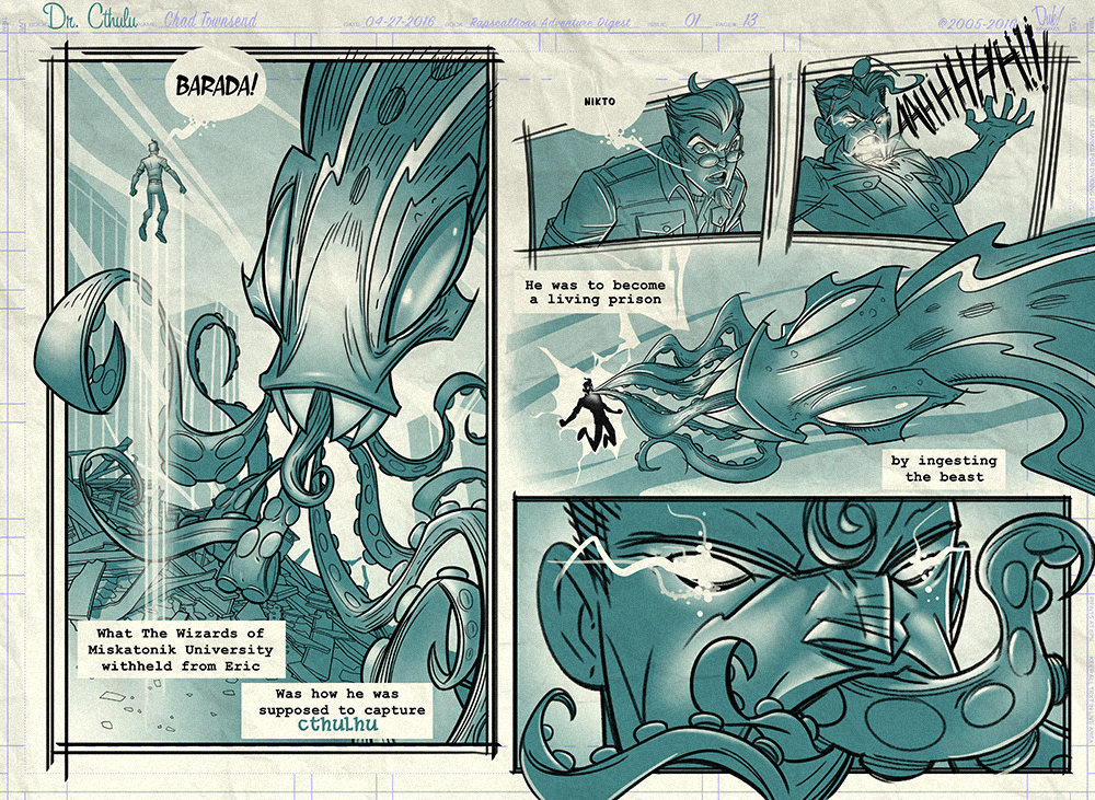 Kid Squid page 13
