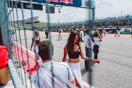 Third annual MotoGP at COTA in Austin, TX, USA on 12 April, 2015.