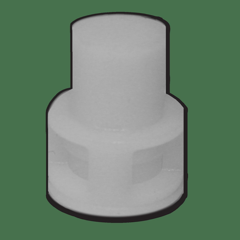 spray cap for dual handle kitchen faucet